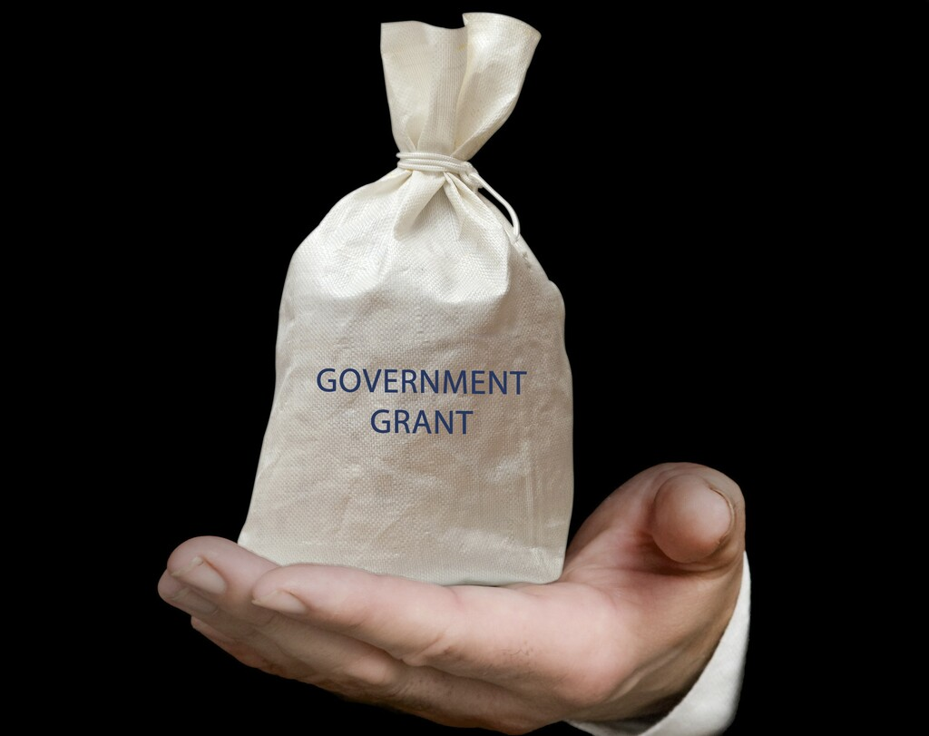 UK Government grant for SMEs